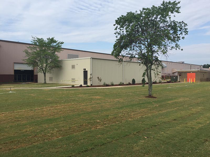 Steelcase Tornado Shelters Joe Still Building Company