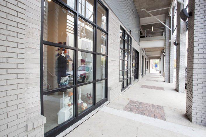 Clinton Row Retail Joe Still Building Company