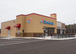 Joe Still Building Company Dominos Pizza